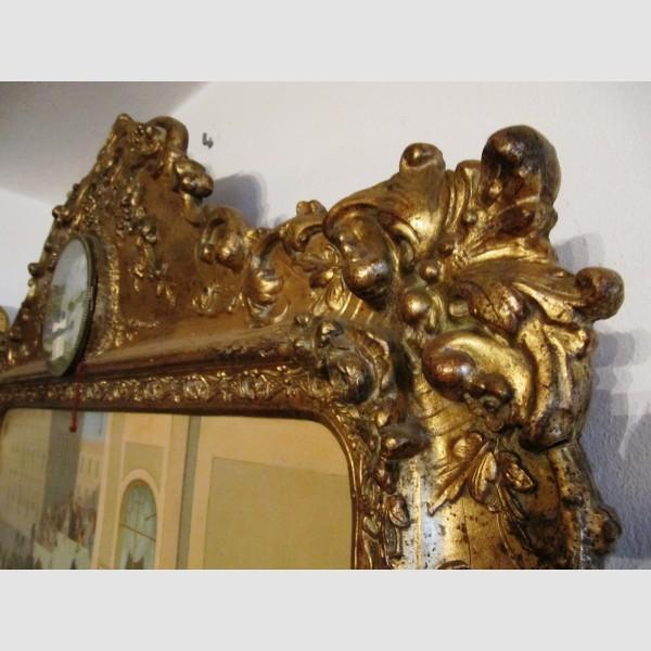 Bilderuhr k u k Monarchie Hofburg Wien Einzug Graf Radetzky k u k